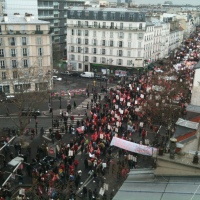 La prise de la Bastille du 18 mars 2012