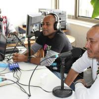 p2mradio : la radio libre des caraïbes et des tropiques