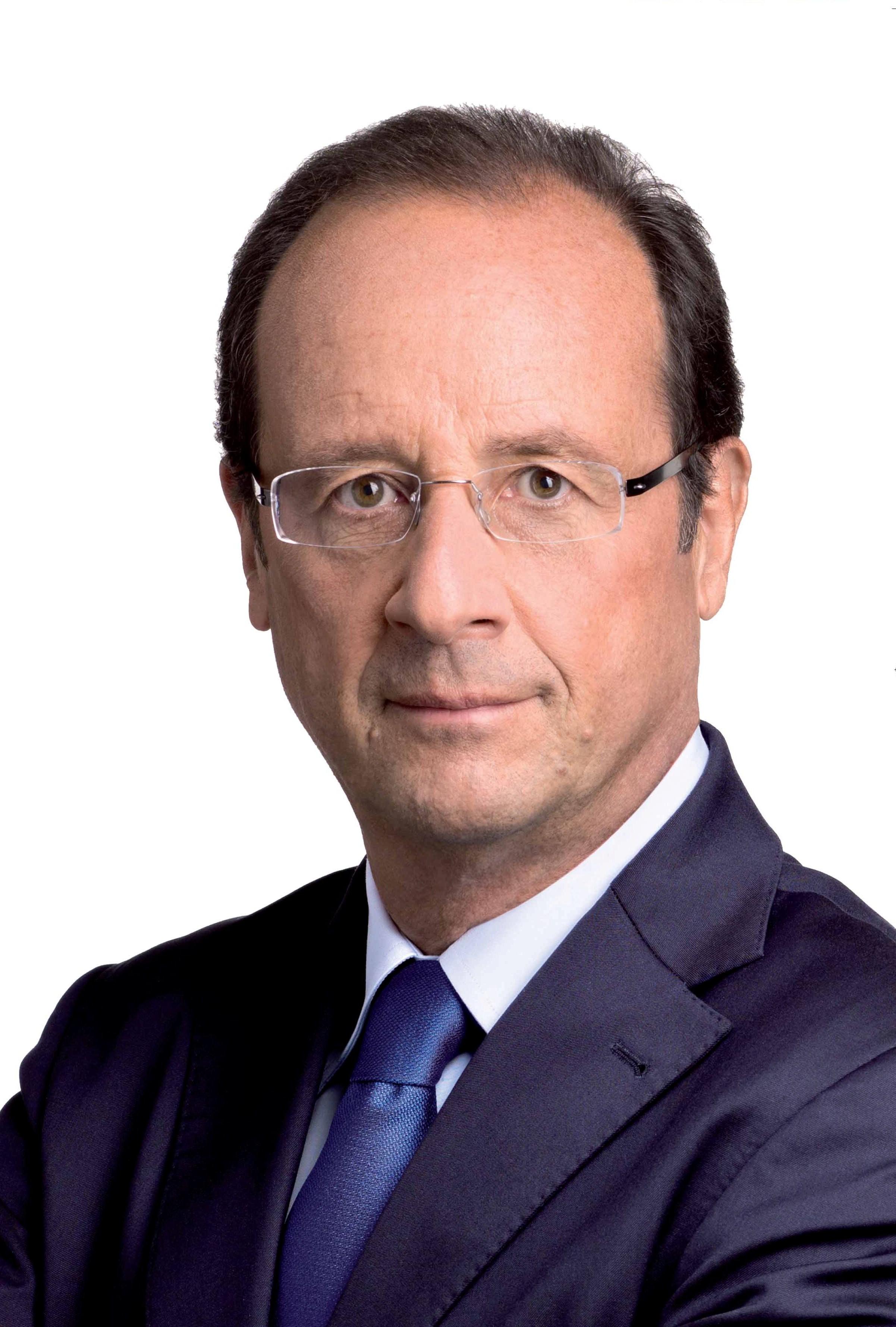 Fran ois hollande lu pr sident de la r publique fran aise collectifdom le - Le journal de francois ...