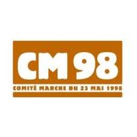 Le CM98 et le COLLECTIF DOM à Matignon !