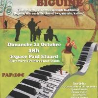 Alantou Biguine en concert