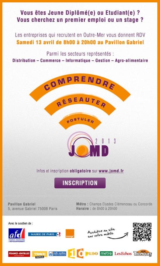Invitation +®l+®ctronique Journ+®e Outre-Mer D+®veloppement 13 avril