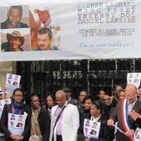 Saint-Denis (93) n'oublie pas les otages