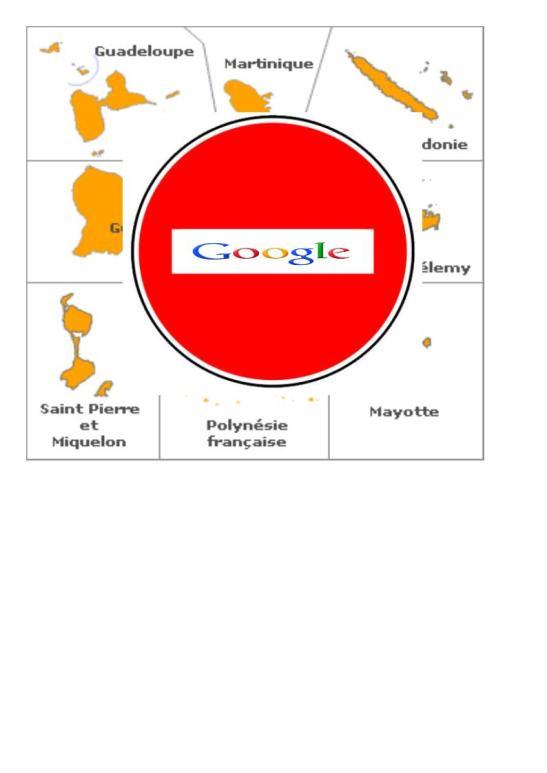No Google  DOM