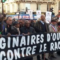 Marche contre le racisme du 30 novembre 2013 - Les images