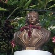 Buste Louis Delgres Matouba Saint-Claude Guadeloupe
