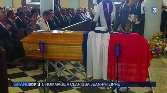 Video - Hommage à Clarissa Jean-Philippe