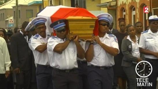 Vidéo  - ultime adieu à Clarissa Jean-philippe