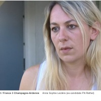 Le procès en appel d'Anne-Sophie Leclère (FN) est renvoyé en juin