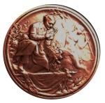 medaille bronze