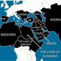 La carte de l'Europe selon l'EI d'ici 5 ans