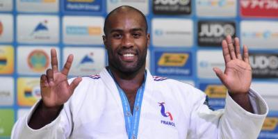 Teddy Riner Champion du monde -  (PHILIPPE MILLEREAU / DPPI Media)