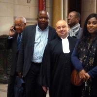 "Nicolas Bedos ""interdit de séjour en Guadeloupe"" selon son avocate"