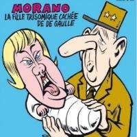 """""""Morano trisomique dans «Charlie Hebdo»: malaise"""" Pourquoi malaise ? C'est de l'humour !"""