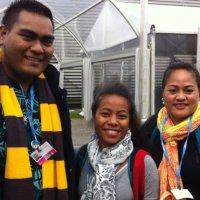 Des représentants des îles Kiribati viennent plaider leur cause à la COP21
