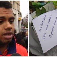 Attentats : l'émotion de Kevin, secouriste guyanais intervenu au Bataclan