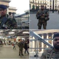 Attentats : des militaires ultramarins patrouillent au cœur de Paris