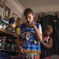Un guérisseur blanc de 12 ans met à mal les préjugés