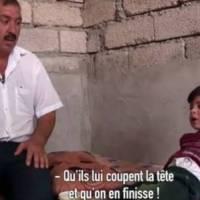Glaçant : un petit garçon capturé par Daesh obsédé par les vidéos de décapitation
