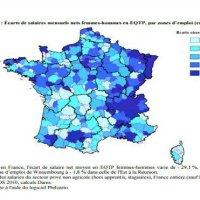 Salaires : des inégalités hommes-femmes moins marquées dans les départements d'Outre-mer