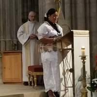 Une messe à la basilique de Saint-Denis vient ponctuer les cérémonies d'hommage à Clarissa Jean-Philippe