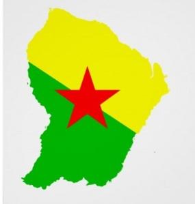 Guyane Flag