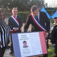 Carrières-sous-Poissy rend hommage à Clarissa Jean-Philippe, tuée lors des attentats de 2015